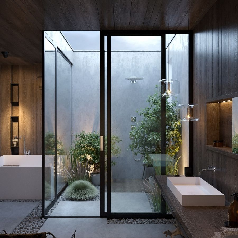 luxury-contemporary-bathrooms